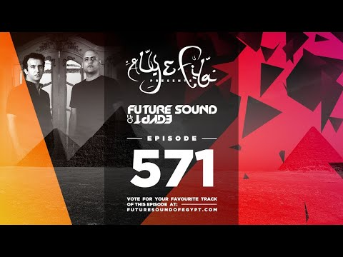 Future Sound Of Egypt 571 With Aly & Fila