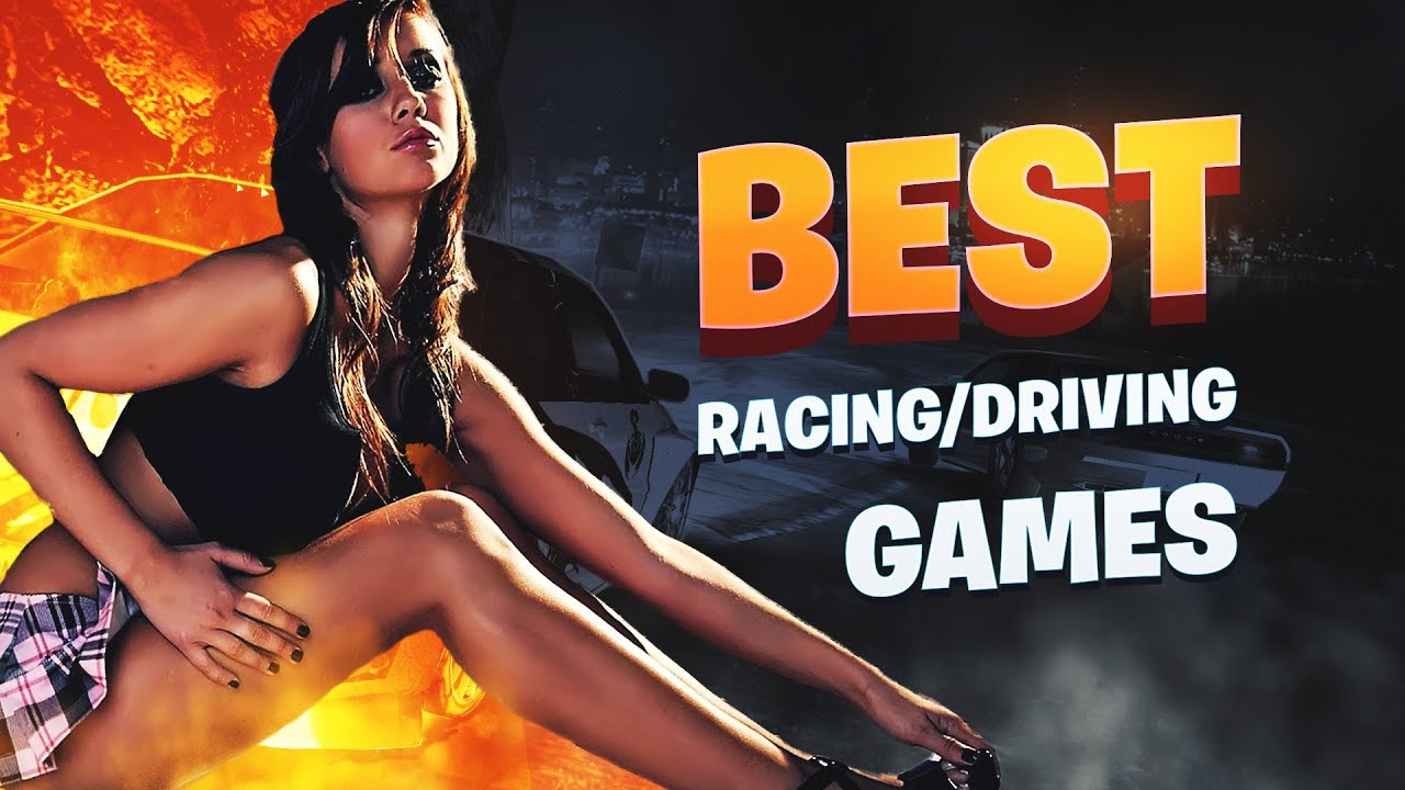 TOP 100 Driving & Racing Games for Low END PC (256MB / 512 MB VRAM / 1 GB VRAM / Intel HD Graphi