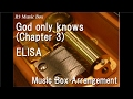 """God only knows Chapter 3ELISA  Box Anime """"The World God Only Knows"""" OP"""
