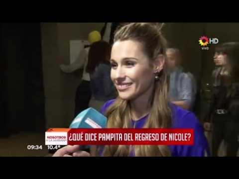 Nicole Neumann al Bailando: Podría ser una posibilidad para arreglar las cosas con Pampita