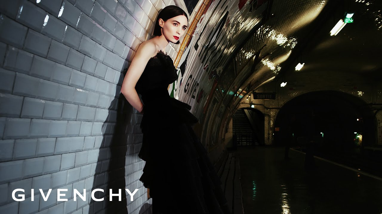Givenchy Linterdit Fragrance Campaign Youtube