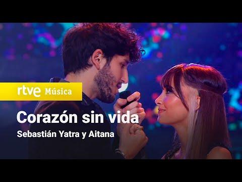 "Sebastián Yatra y Aitana – ""Corazón sin vida"" (Feliz 2021)"
