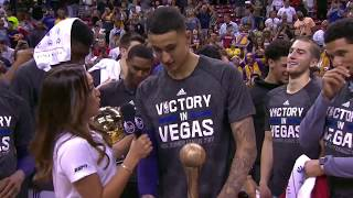 Kyle Kuzma Named MVP Of Summer League Championship Game | ESPN
