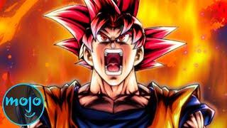 Top 10 Goku Kills (Dragon Ball)