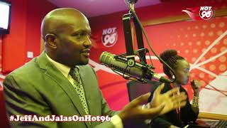 """Everyone wants to inherit Baba,"" states Moses Kuria"