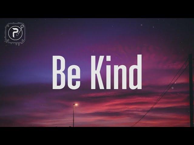 Marshmello & Halsey - Be Kind (Lyrics)