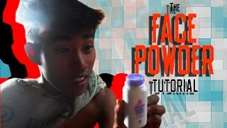 The face powder Tutorial Thumbnail