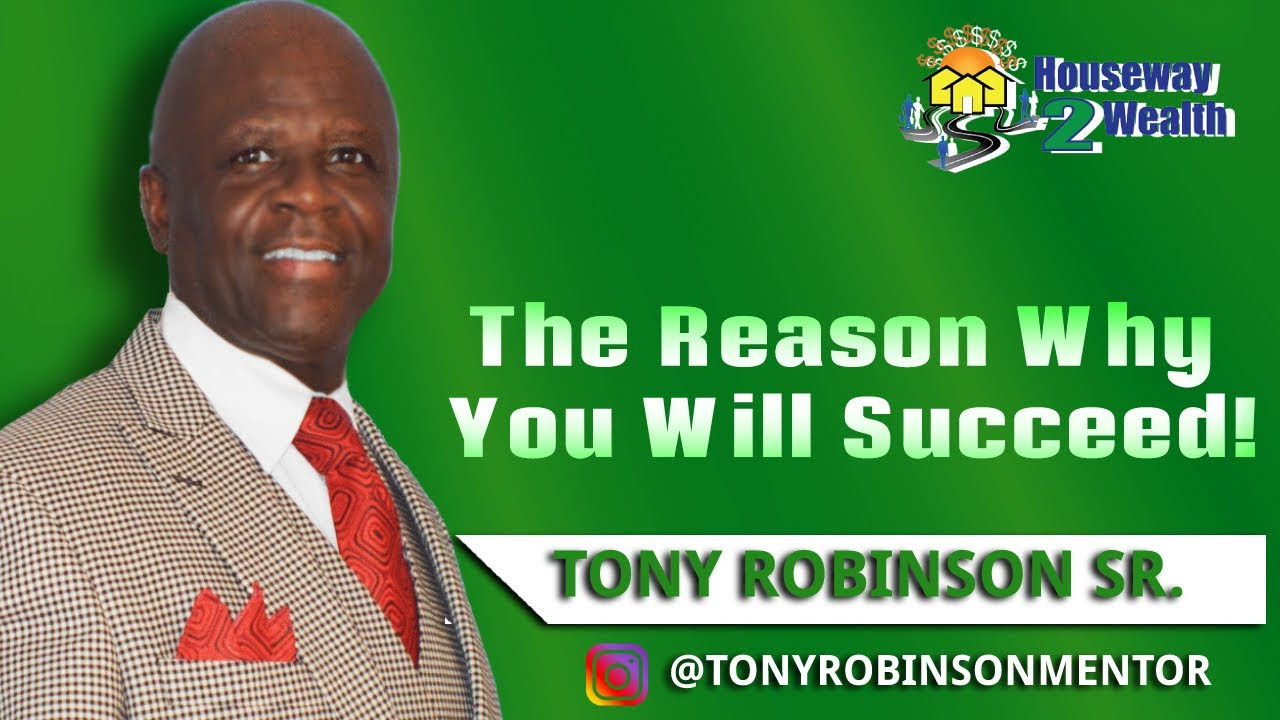 The Reason Why You Will Succeed!