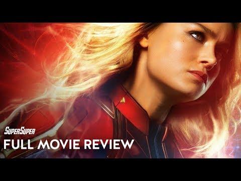 Captain Marvel Spoiler-Free Movie Review in Hindi | SuperSuper