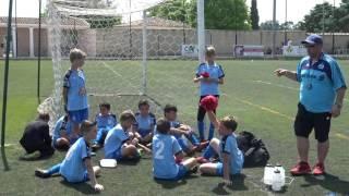 13 buts dans ce match de Football  amical osm  - grenoble u11 samedi 27 mai 2017