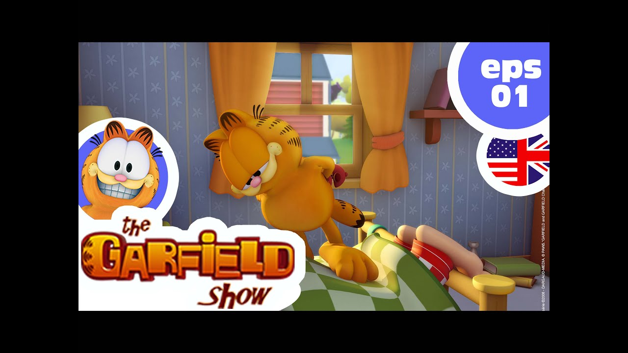 The Garfield Show Ep01 Pasta Wars Youtube