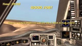 Star Wars Rogue Squadron III: Rebel Strike - Tatooine Training