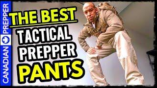 The Ultimate Prepper/ Survival/ Tactical Pants! 2020 ATLAS STS