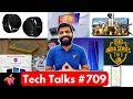 Tech Talks #709 - Redmi Note 7, Pubg Mobile 1 Crore Prize, Asus Sale, Mi Soundbar, Galaxy Sport