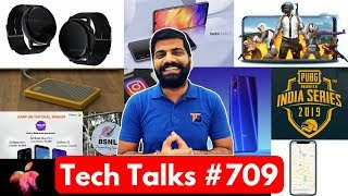 Tech Talks #709 Redmi Note 7, PUBG Mobile 1 Crore Prize, ASUS Sale, Mi Soundbar, Galaxy Sport
