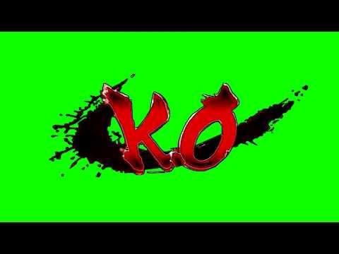 Mlg Resource Street Fighter Ko Greenscreen Youtube