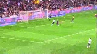 Валенсия - Барселона (0-1) 02.03.2011