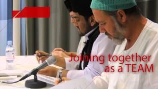 Ijtema 2015 - Majlis Khuddam ul Ahmadiyya Switzerland