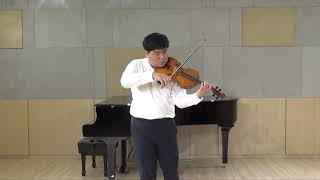 Bach Suite for Viola No.2 Gigue