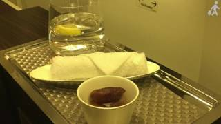 Etihad First Class on A Jet Airways B777, In Flight Experience