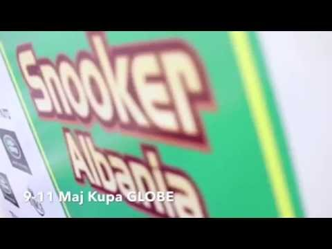 Snooker Albania - GLOBE CUP
