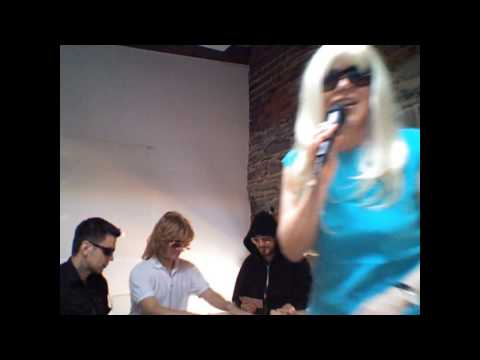 Lady Karaoke sings Poker Face in the style of Lady GaGa