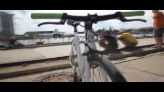 8Bar Bikes, 200 Meter Sprint