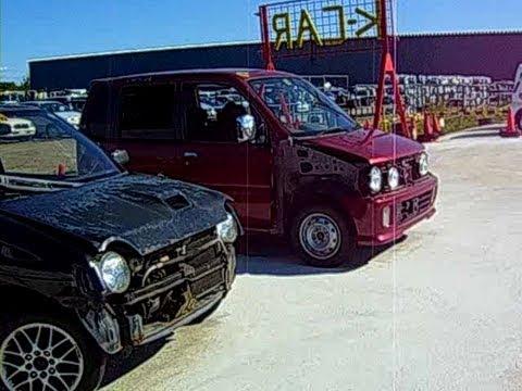 ☠ Junkyard car JAPAN 8 ジャンクヤードカージャパン - YouTube