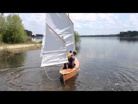 Beth Sailing Canoe Launch