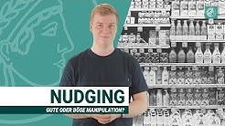 Nudging = Manipulation? | Mit psychologischen Tricks zu gewünschtem Verhalten | Wissen Was