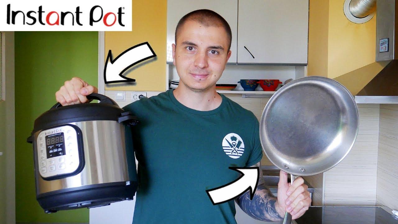 INSTANT POT - Пробвам един от най-продаваните уреди за готвене под налягане /4 рецепти и коментар/