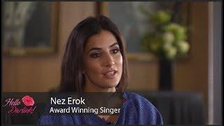Beauty Heals Abuse - Award Winning Singer Nez Erok  Hello Darlink! Ep 22