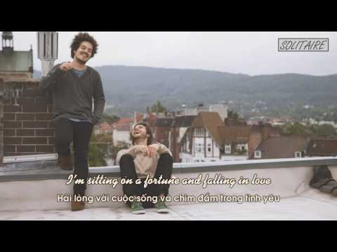 [Lyrics+Vietsub] Milky Chance - Unknown Song (Song Ohne Namen)