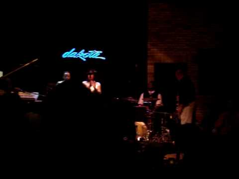 Hermino and Nachito at the Dakota Jazz Club in Minneapolis