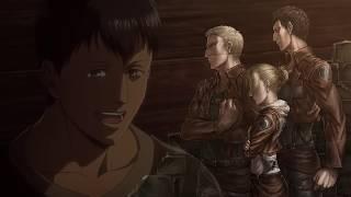 Attack on Titan Season 2 OST 03 YouSeeBIGGIRL T T Reiner Berthold Transformation Theme