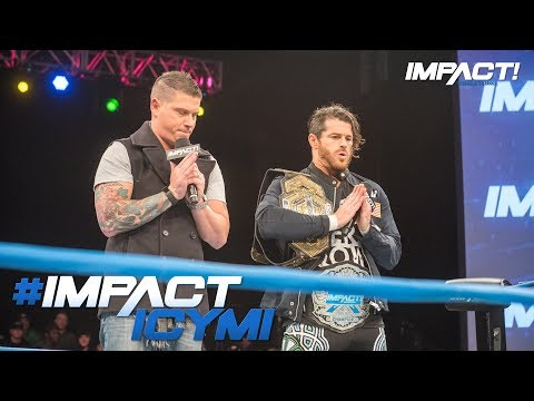 Matt Sydal Finally Reveals the Identity of His Spirit Guide | IMPACT! Highlights Mar. 15 2018