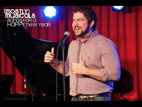 """Jason Peter Kennedy """"Into the Fire"""" (mostly)musicals #21: songsforaHAPPYnewyear"""
