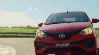 Etios 2019 – Test drive do sossego