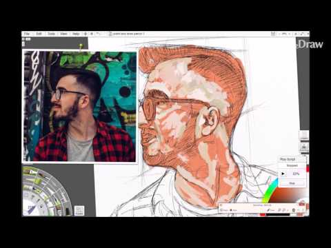 Take your first steps in digital art, with ArtRage