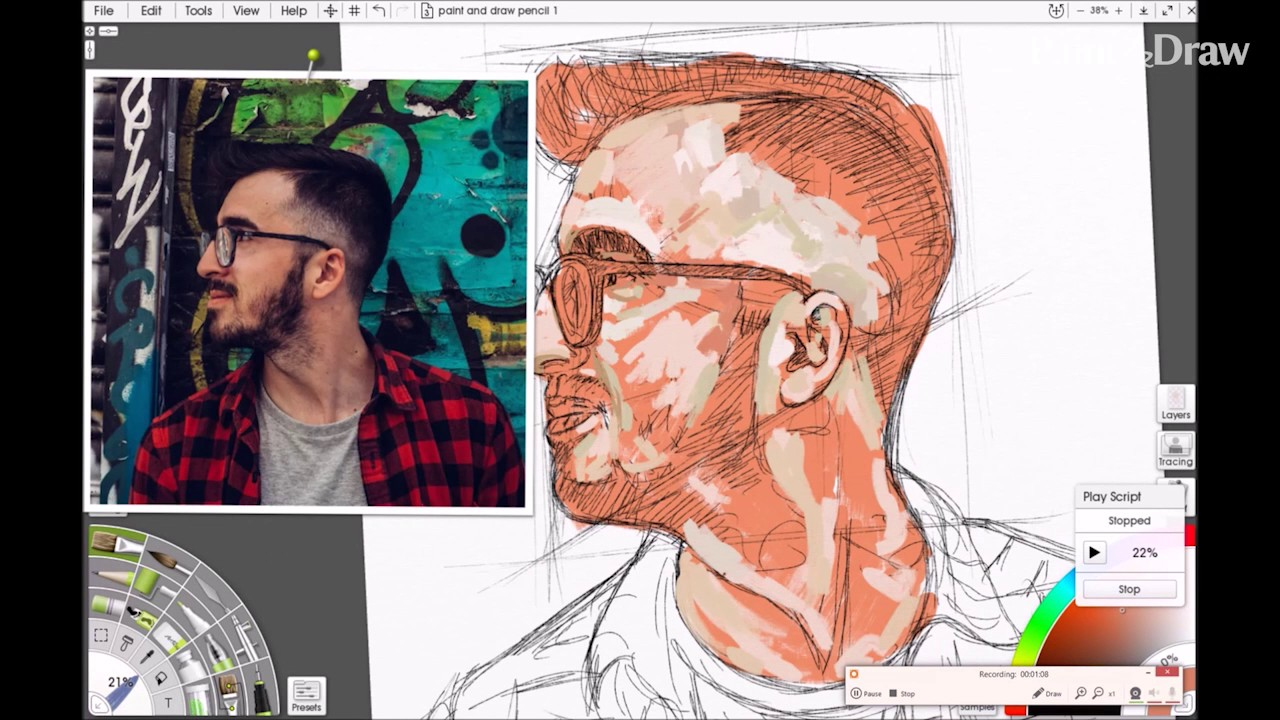 How to create a digital oil painting using ArtRage | Creative Bloq