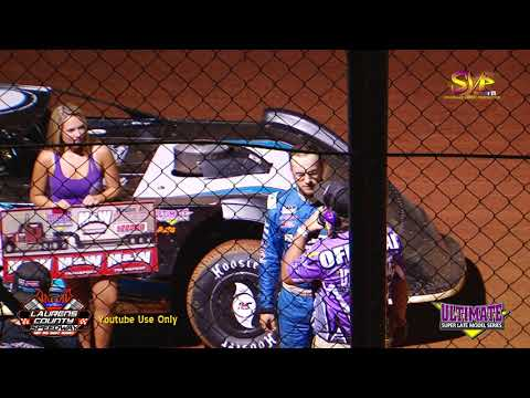 Ultimate SE | Fast Qualifier Interview | Lauren's County Speedway | 8-25-17