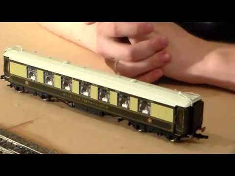 Hornby Pullman Coach Review