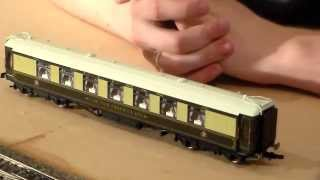 Hornby Pullman Coache Review