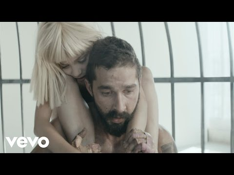 "Watch ""Sia - Elastic Heart feat. Shia LaBeouf & Maddie Ziegler (Official Video)"" on YouTube"