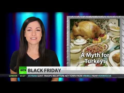 Thanksgiving is for Lobotomized Idiots