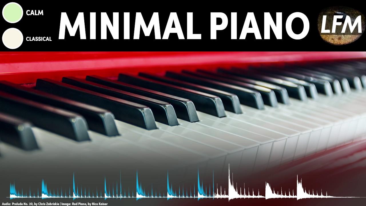 Minimal Piano Background Instrumental Royalty Free Music