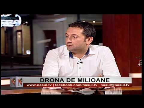 Emisiune despre drone cu Nasul TV