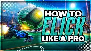How to Flick iฑ Rocket League