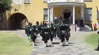Cape Town Highlanders: Battle of El Alamein Parade 2014