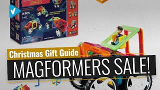 Christmas Gift Guide: Save 40% On Magformers Magnetic Blocks Now On Amazon, Get Yours!